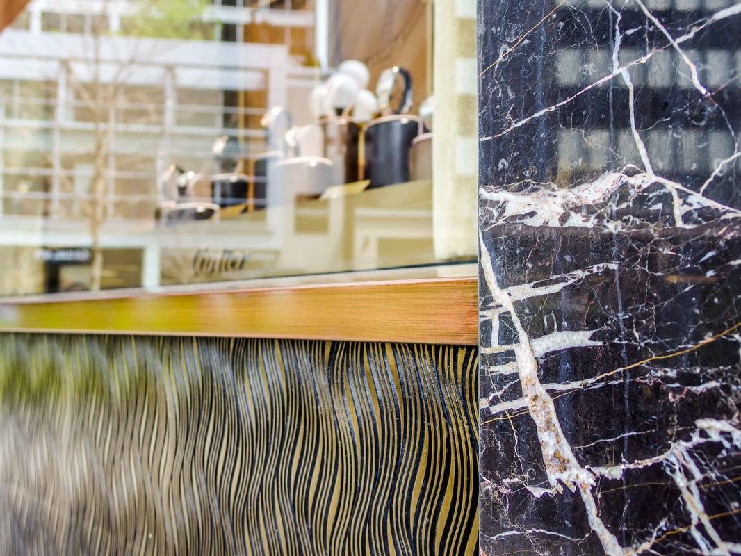 outdoor marble stone restoration